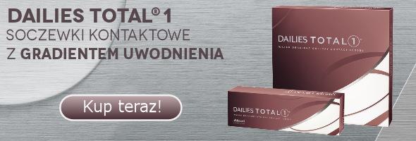Dailies Total1 - soczewki z gradientem uwodnienia!