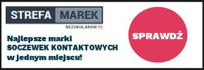Najlepsze marki soczewek w jednym miejscu - odwiedź Strefę Marek!